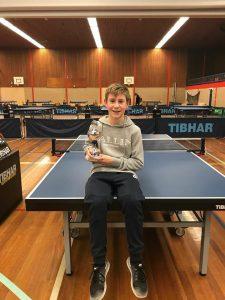 Winnaars B-ranglijsttoernooi + jeugdranglijsttoernooi Assen