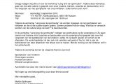 Uitnodiging workshop ''Lang leve de sportouder''