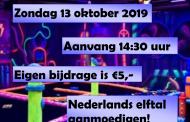 Glowgolfen op zondag 13 oktober!